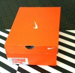 NIKE EMPTY Replacement Box for Atletic Shoe Sneakers Cheats 100% Authentic