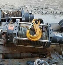 WARN Industrial Series 24v Electric Winch 18,000lbs Humvee HMMWV m998 MRAP