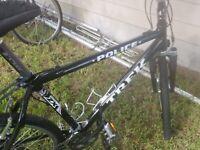 "Trek ALPHA ZX Tactical Police Bicycle 16.5"" Frame 26"" Wheels Bike Rack (Read) #4"