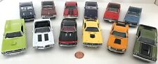 RARE Matchbox Muscle Car Die Cast 1:43 Collection~1 Owner~New In Box GTO Charger