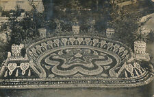 PC79948 Old Postcard. Garden Decorations. 1907