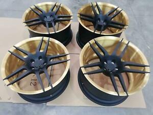 """Aston forged wheels 20x10 20"""" 20x12j 5x120 5x112 5x114.3 ultralight gtr ferrari"""