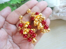 BELLS ARE RINGING! Vintage US AVON Earrings Jewelry Christmas Bells Themed Nice