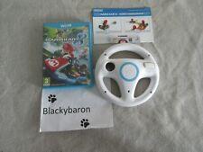 Wii U mario kart 8 + stuur /volant   mariokart