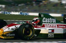 Johnny herbert lotus F1 saison 1993 photographie