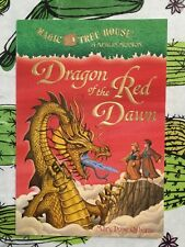 Dragon of the Red Dawn by Mary Pope Osborne (PB, 2008)