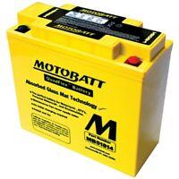 Motobatt Battery For BMW R60/5 600cc 70-73