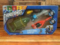 Thunderbirds Are Go 4 Piece Vehicle Super Set - Thunderbird 1 2 3 4