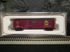 N Scale lots 1-CC Wisconsin Central 60th Ann. Model Railroder boxcar  WC-7-60th