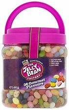 The Jelly Bean Factory Carrying Jar 1.4kg Ideal For Party,s Corporate Gift etc.