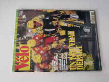 §§µ Revue Velo Magazine n°329 Guide Equipes 1997 Riis Regler vélo Le Poggio
