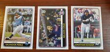 2020 Topps Big League Base Set - 1 thru 150 - Pick Your Own