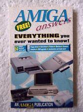 35509 Amiga Computing Amiga Answers Magazine 1992