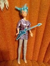 vintage hasbro jem and the holograms aja doll see details