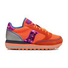 Saucony Jazz Triple W SMU Sneaker Donna 60497 5 Viziorange Grey