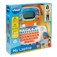 VTech My Laptop - 30 learning activites for kids age 3-6 **NEW**