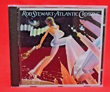 WARNER BROS:   ROD STEWART 'ATLANTIC CROSSING' - WEST GERMAN CD 7599-27