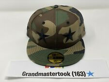 On Spots Limited NEW ERA Japan 59Fifty Fitted 71/4 All Over Stars CAMO