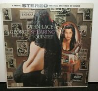 GEORGE SHEARING LATIN LACE (VG+) ST-1082 LP VINYL RECORD