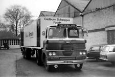 ROAD HAULAGE  TRANSPORT LORRY PHOTOGRAPH-SCAMMELL HANDYMAN-CHIVERS JAMS