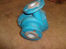 Goulds 3298 T Lined Magnetic Drive Pump Casing 1 X 15 5 Chemical Pump