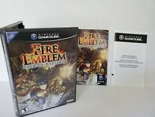 Fire Emblem Path Of Radiance Gamecube Complete Excellent Condition Disc Near Min