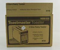 Vintage McGraw-Edison Toastmaster Toaster B706 Box *ONLY* Retro 1980s MOVIE PROP