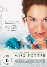 DVD * MISS POTTER | RENÉE ZELLWEGER , EWAN MCGREGOR # NEU OVP %