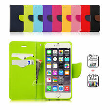 Unbranded/Generic Patterned Mobile Phone Wallet Cases for Apple