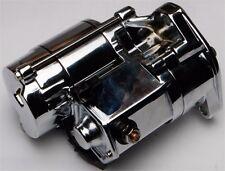 NEW All Balls  - 80-1002 - 1.4kw Starter Motor, Chrome Harley-Davidson FREE SHIP