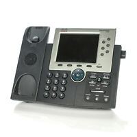 Cisco 7965 Unified IP VoIP Phone CP-7965G Bruised LCD Color Display - No Handset