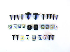 ROMIX AUDI A4 (B6 B7) Engine under cover fastener kit of 30Pc 3013