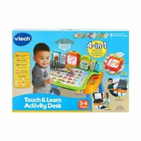 VTech Touch and Learn Activity Desk Education Fun Toy Xmas Gift For Childrens F1