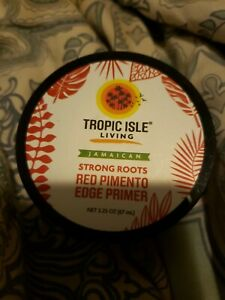 Tropic Isle Living Jamaican Strong Roots Red Pimento Edge Primer 2.25oz New
