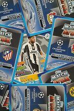 Match Attax Champions League 16 17, 6 Basiskarten zum Aussuchen!