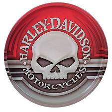 """Harley-Davidson """"SKULL TRAY"""" Tablett aus Blech, Willi G.-Skull  *HDL-18561*"""