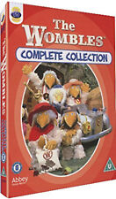 THE WOMBLES COMPLETE COLLECTION DVD UK Release New Sealed R2