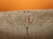 Dynasty Jewelry Collection Tantalizing Tassel Set
