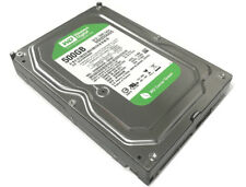 "WD (WD5000AADS) 500GB 32MB Cache 3.5"" SATA 3Gb/s Hard Drive - PC, Mac, CCTV DVR"