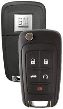 NEW OEM SEALED Buick Chevrolet GMC Switchblade Flip Key 5 Button Remote 5913397