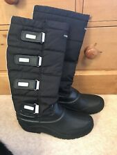 Harry Hall Winter Muck Boots, Womens, Size UK 6, Great Condition