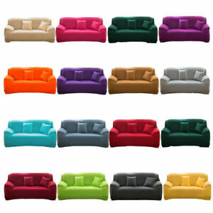 Stretch Sofa Slip Covers Couch Chair Slipcovers Furniture Bedroom Accessories