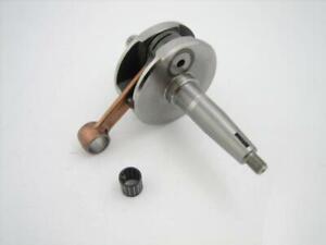 """Crankshaft 58/107/16mm """" Mazzucchelli """" Lambretta Gp / DL"""