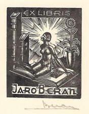 JARO BERAN: Eigen-Exlibris