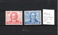 Berlin ** 62 mit Gummipunkt, 63 postfrisch    Michel 190.-    K 17675