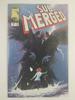 SUBMERGED 1 2nd (second) Print NM New Mutants 19 Homage Cover