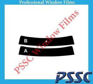 PSSC Pre Cut Sun Strip Car Window Tint Films for RENAULT Dacia Logan Estate07-12
