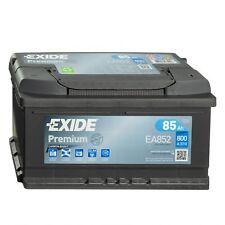 Exide Premium CARBON BOOST EA852 Autobatterie 12V 85Ah Starterbatterie