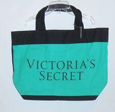 Victoria's Secret Limited Edition 2015 Tote Beach Bag Handbag Blue/Teal NWT