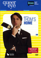 Queer Eye: The Best of Thom's Home (DVD) **New**